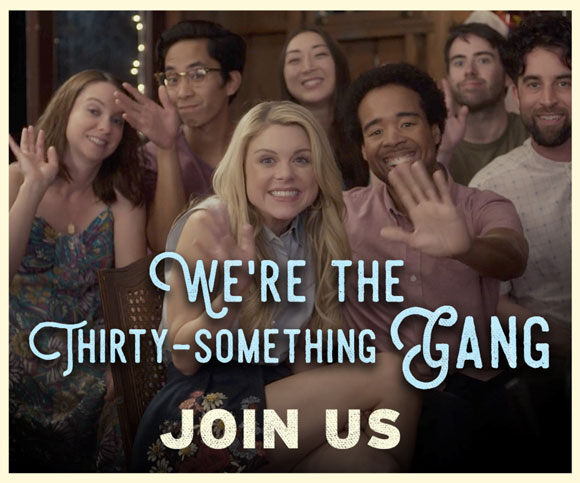 We are the thirty something